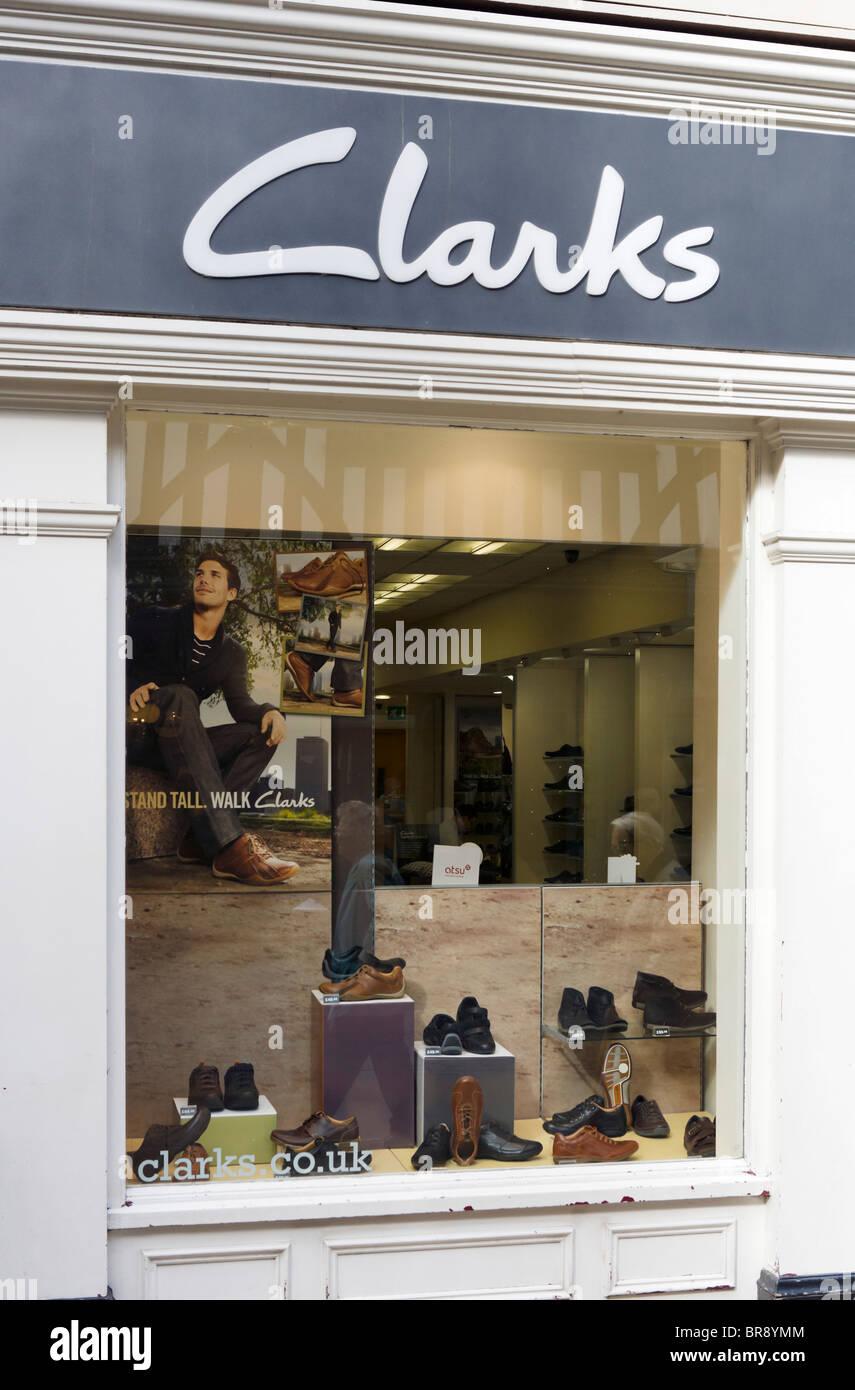 Name Of Shoe Shop In The Market Ellesmere Port
