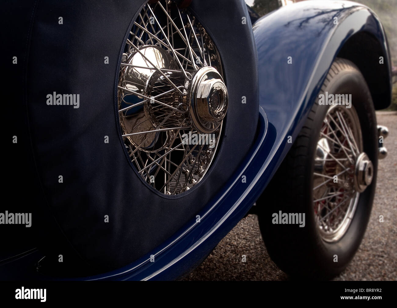Eight Wheel Stock Photos Images Alamy 1927 Buick Wiring Diagram Duesenberg Straight X Type Image