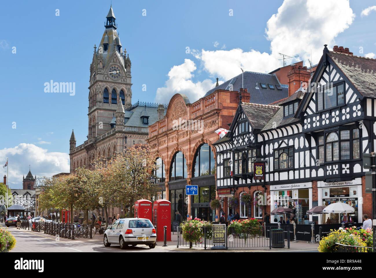 Chester cheshire united kingdom