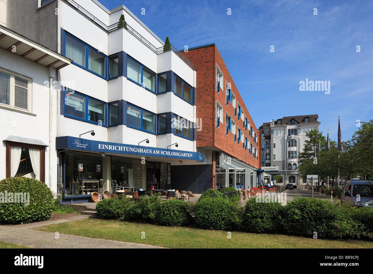 Einrichtungshaus Kiel kiel schleswig holstein shopping stock photos kiel schleswig