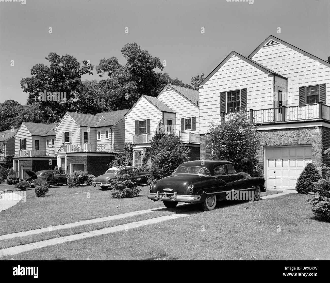 American Dream Circa 1960 >> American Dream 1950s Stock Photos American Dream 1950s Stock