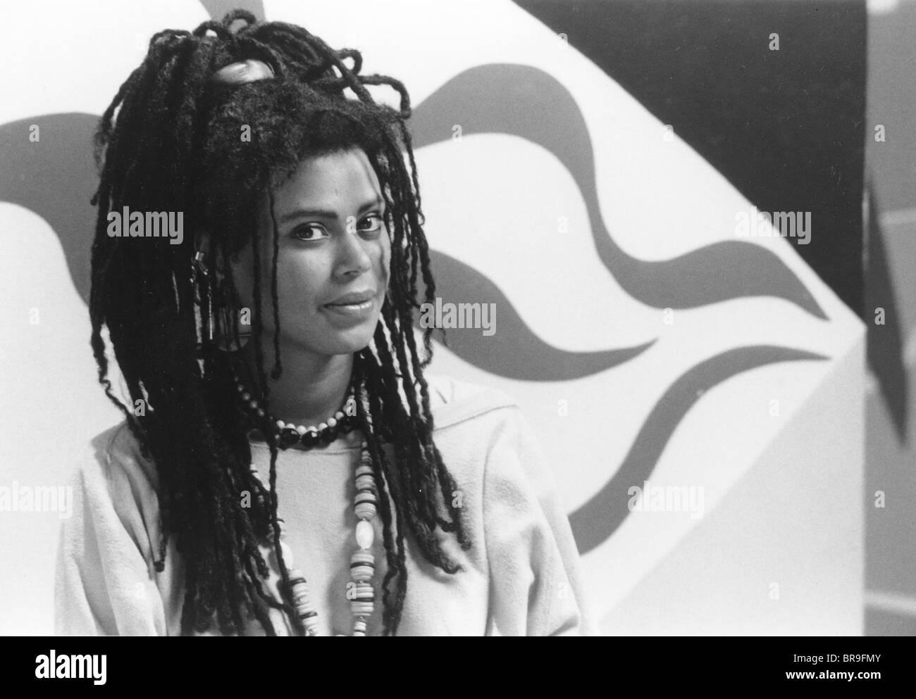 AMAZULU Promotional Photo Of Anne-Marie Ruddock Led Singer