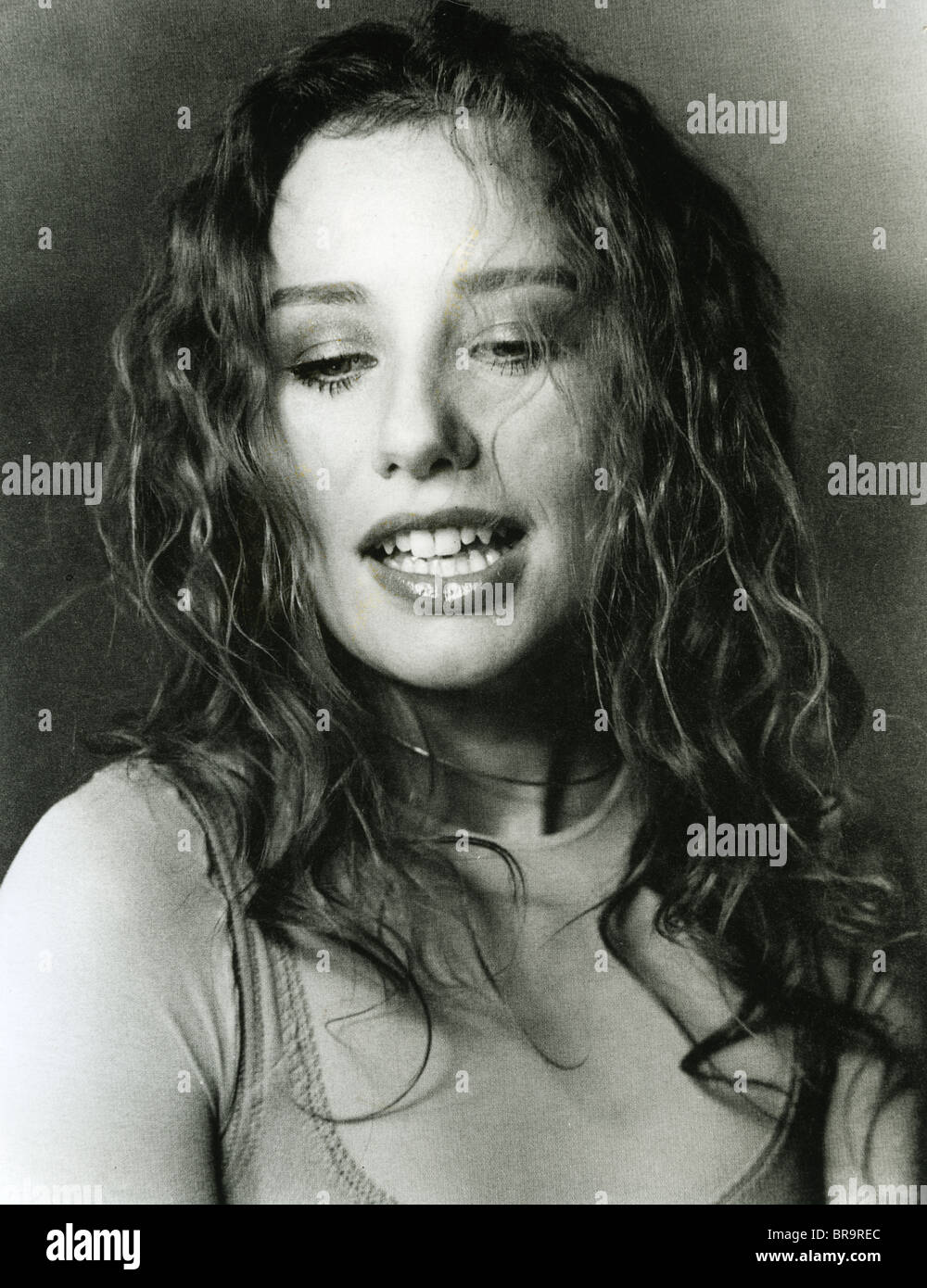 TORI AMOS  - Promotional photo of  US singer about 1992 - Stock Image
