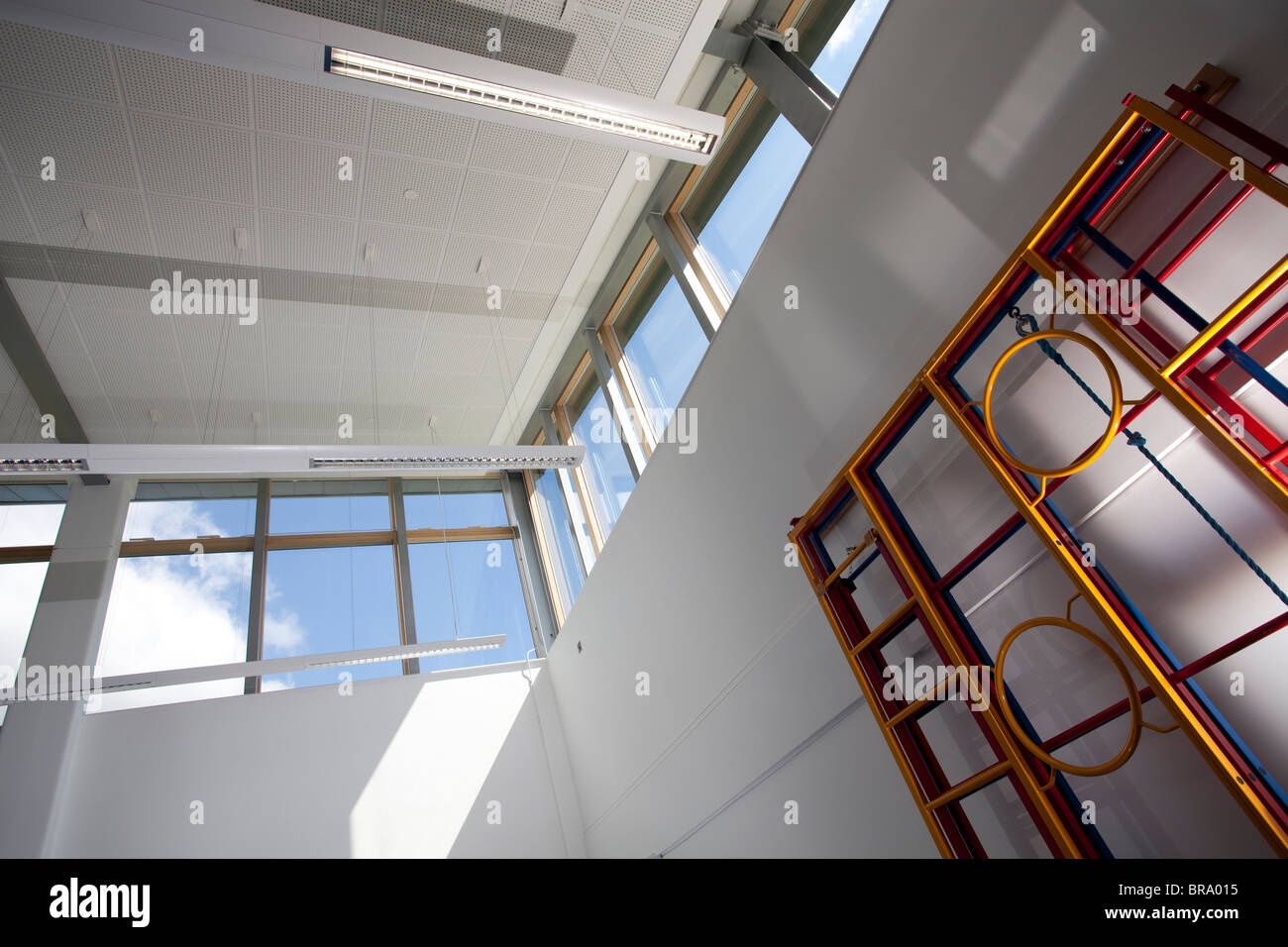 Milldown Primary School, Blandford - Stock Image