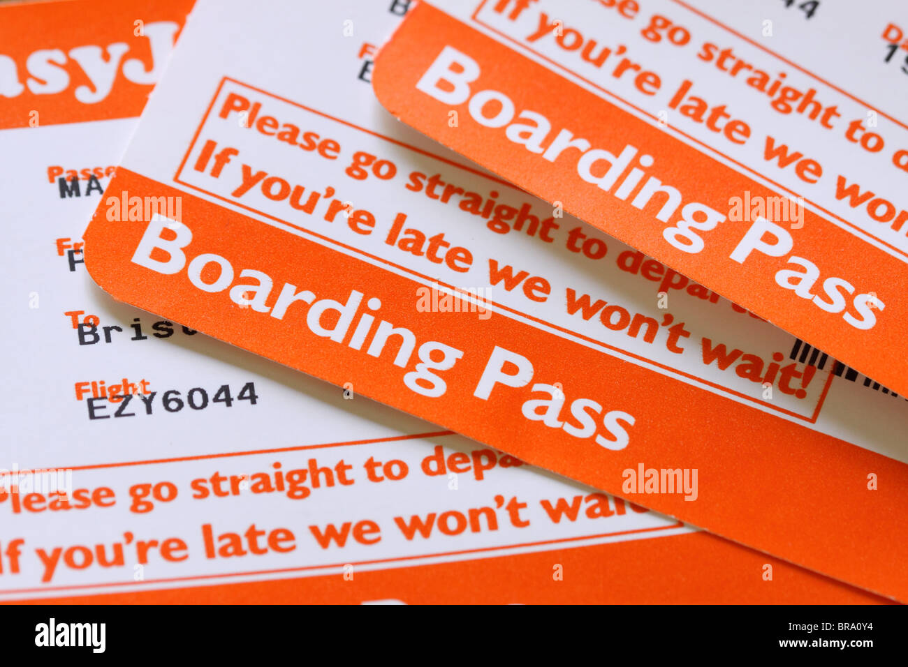 Boarding Pass Details Stock Photos Boarding Pass Details Stock