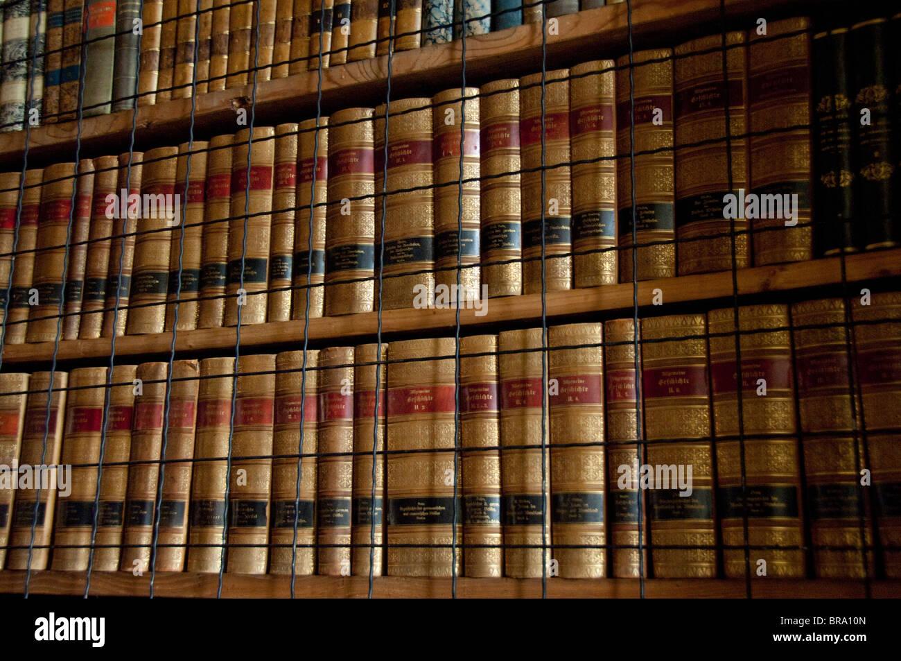 Melk Abbey Library Stock Photos  Melk Abbey Library Stock-4432
