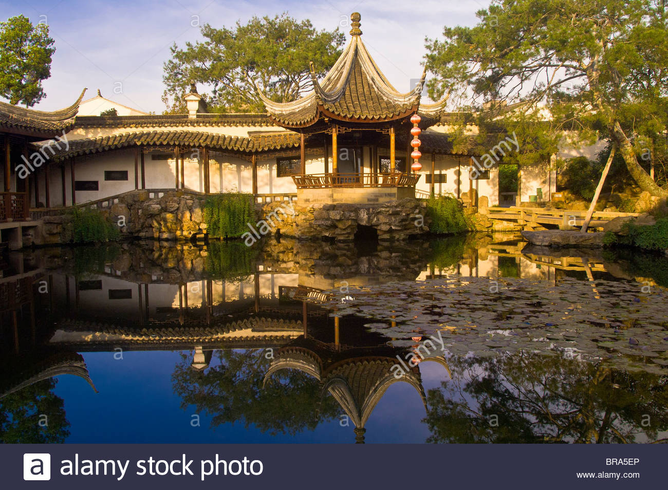 Master of Nets Garden, Suzhou, China Stock Photo: 31571310 - Alamy