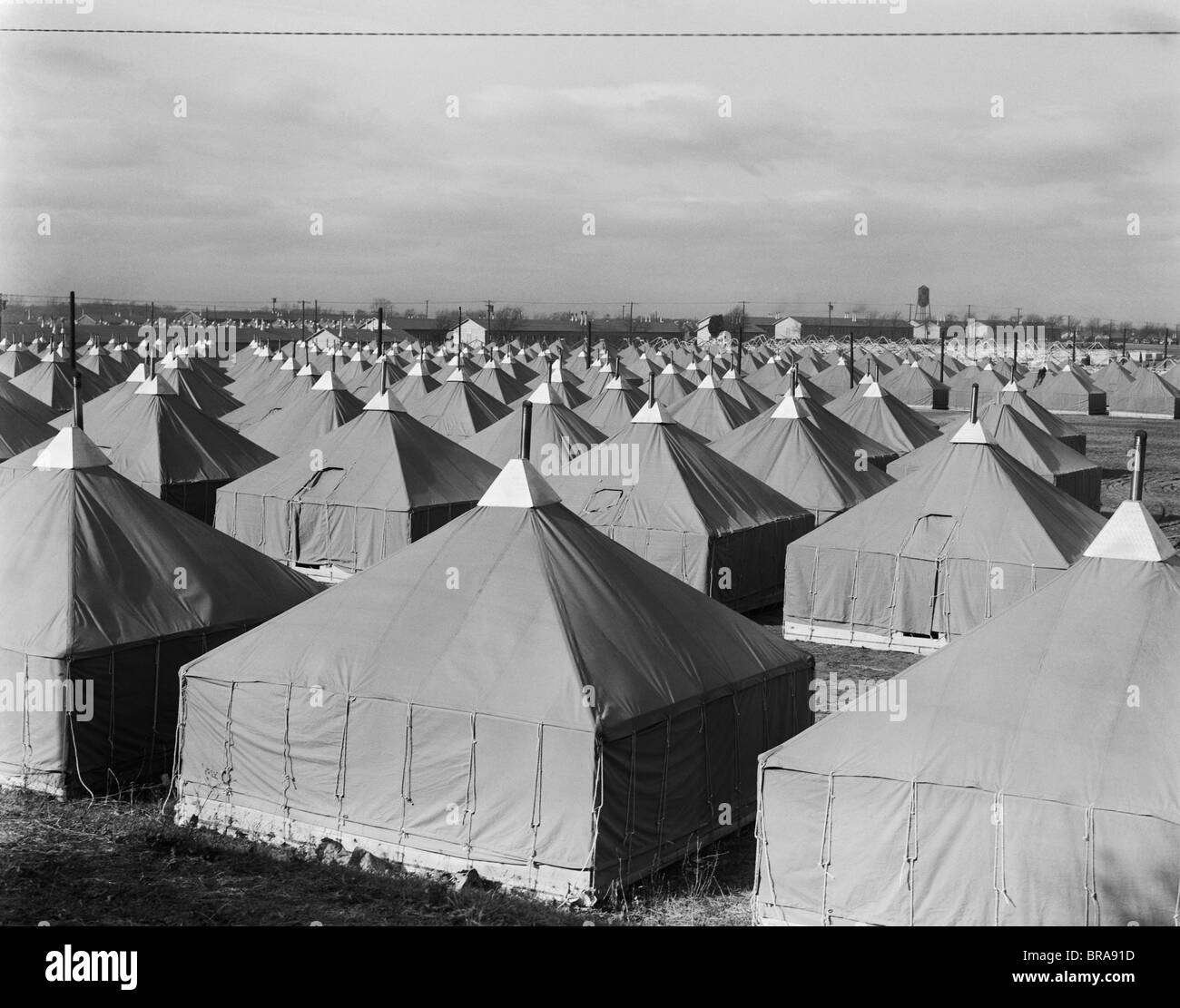 1940s TENT CITY MILITARY TRAINING QUARTERS FOR TROOPS WW2 FORT DIX NJ 44TH DIVISION NATIONAL GUARD & 1940s TENT CITY MILITARY TRAINING QUARTERS FOR TROOPS WW2 FORT DIX ...