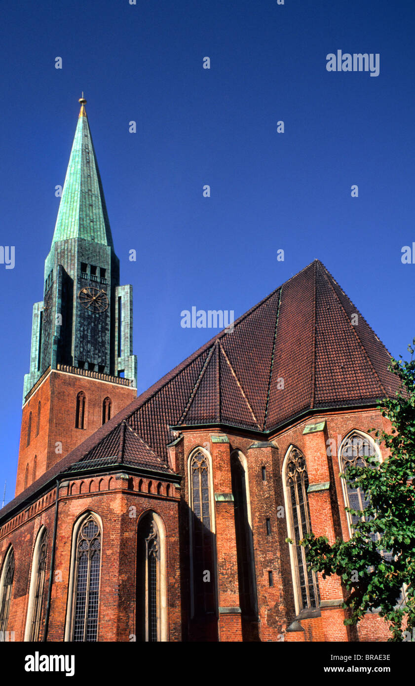 St Jacobi Hamburg