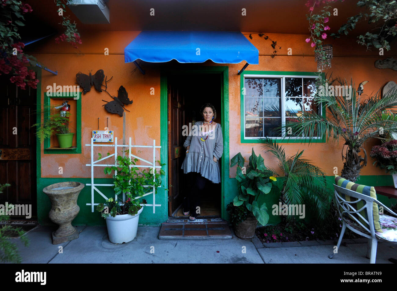 Cafe Brasil In Culver City Los Angeles Is A Stylish Pet Friendly