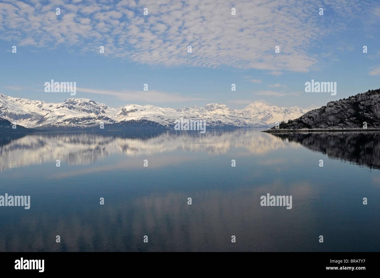 Glacier Bay, Alaska - Stock Image
