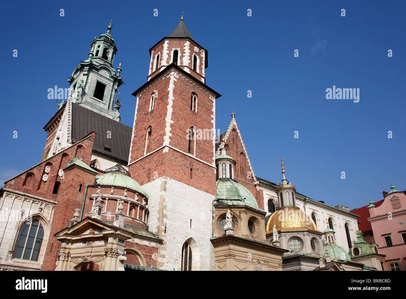 Poland Krakow Stock Photo