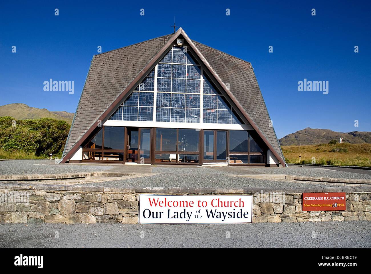 Connemara lady