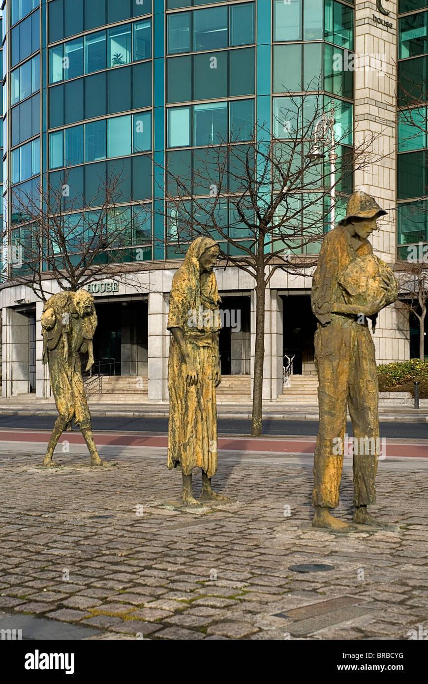 IRELAND County Dublin Dublin City - Stock Image