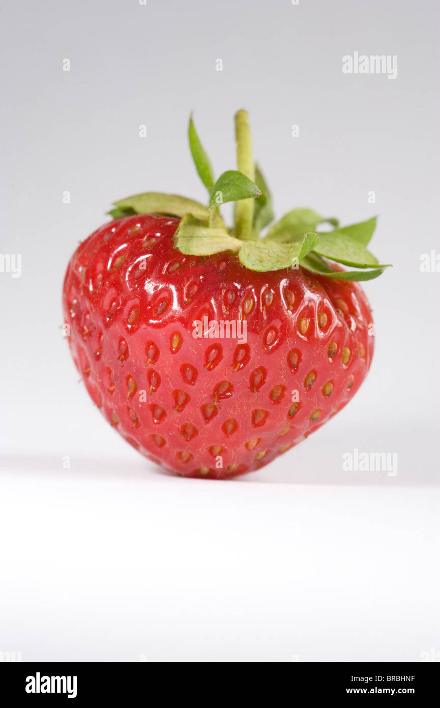 A strawberry - Stock Image