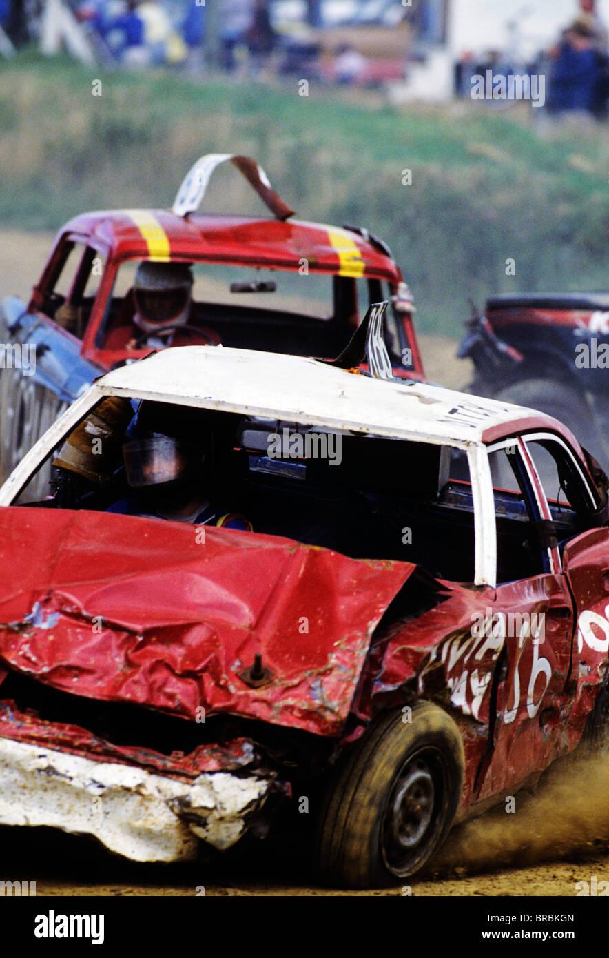 Derby Ks Car Crash