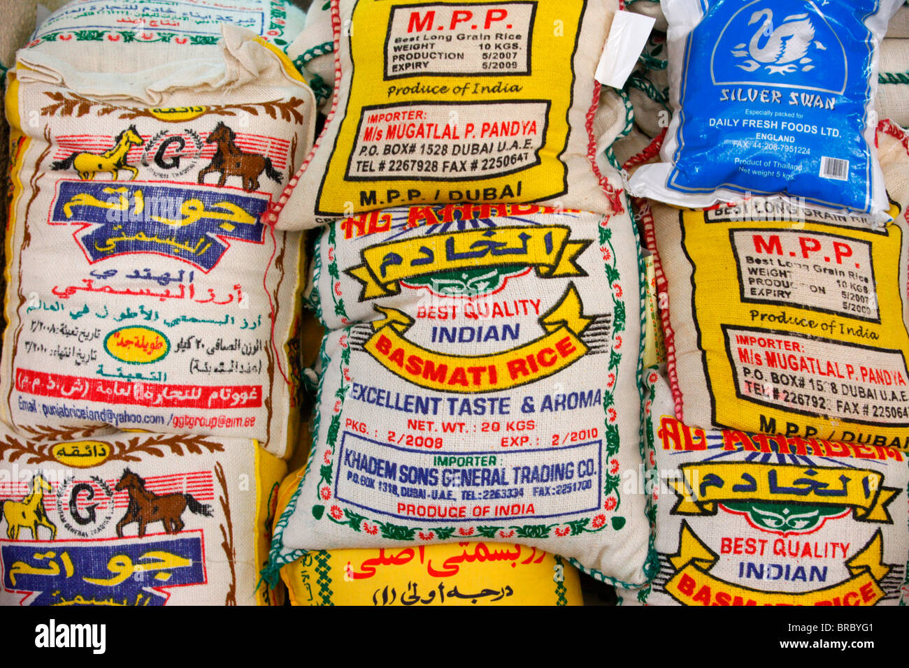 Rice Trade Stock Photos & Rice Trade Stock Images - Alamy