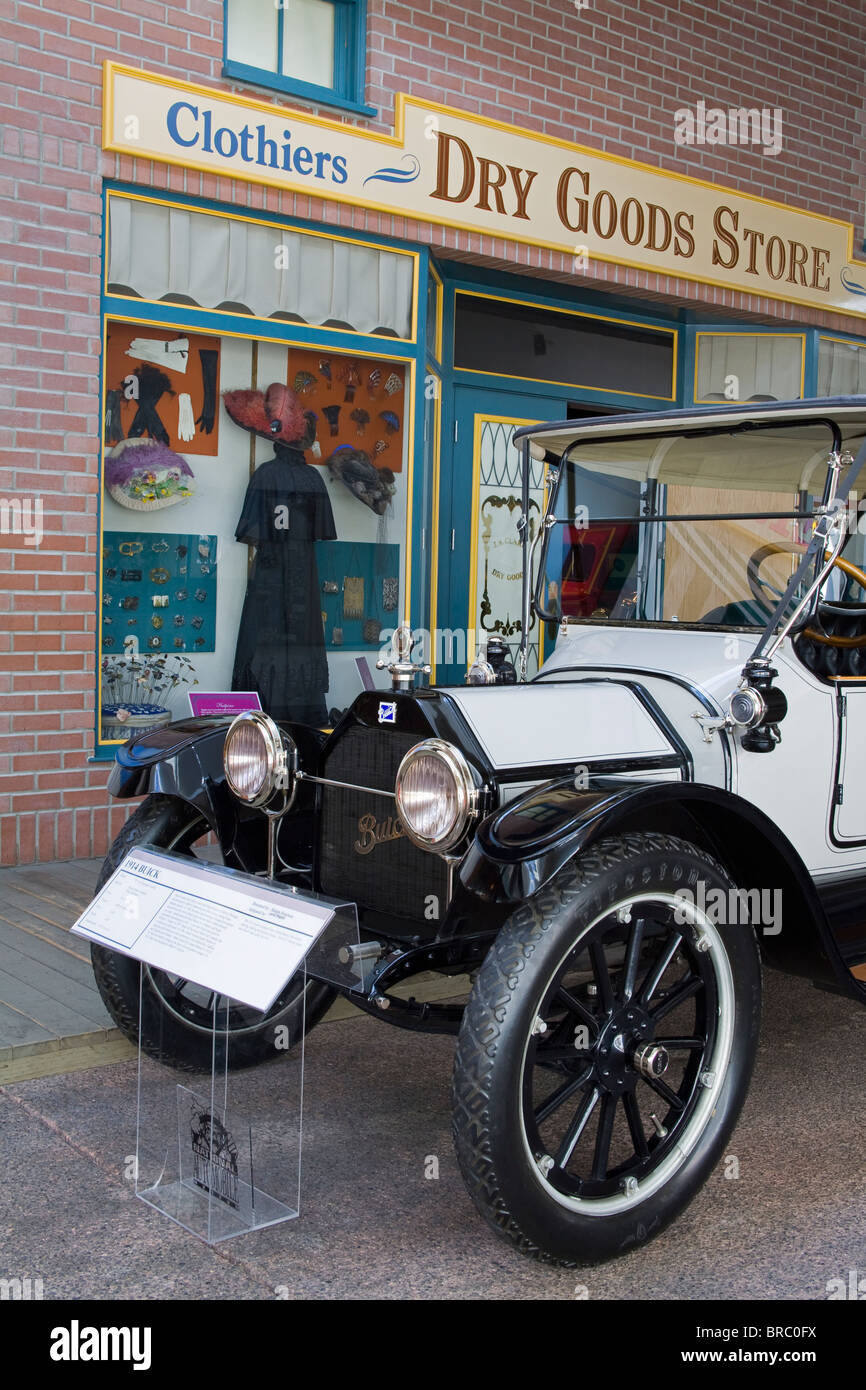 1914 Buick at the National Automobile Museum, Reno, Nevada, USA - Stock Image