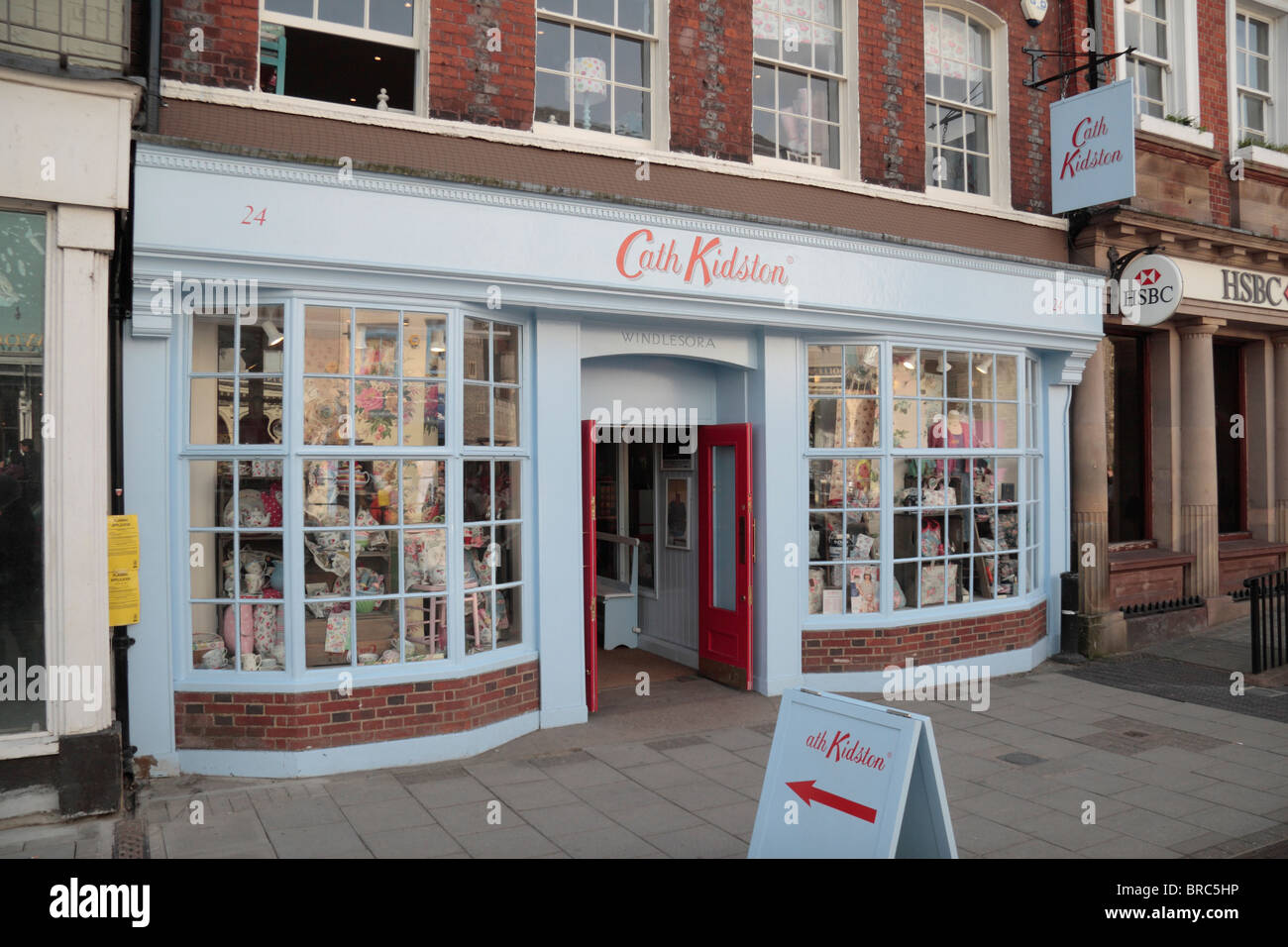 the shop front of the cath kidston store in windsor berkshire uk stock photo 31615298 alamy. Black Bedroom Furniture Sets. Home Design Ideas