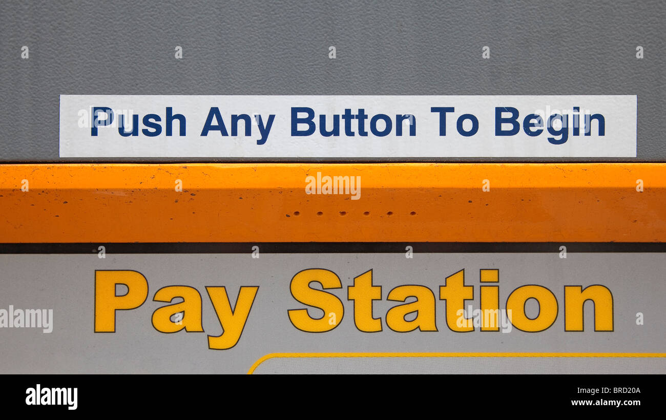Parking Pay Station Stock Photos & Parking Pay Station ...