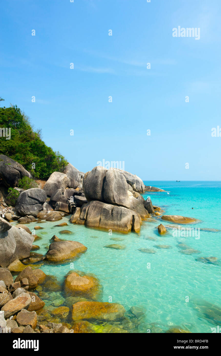 Coral Cove, Ko Samui, Thailand Stock Photo