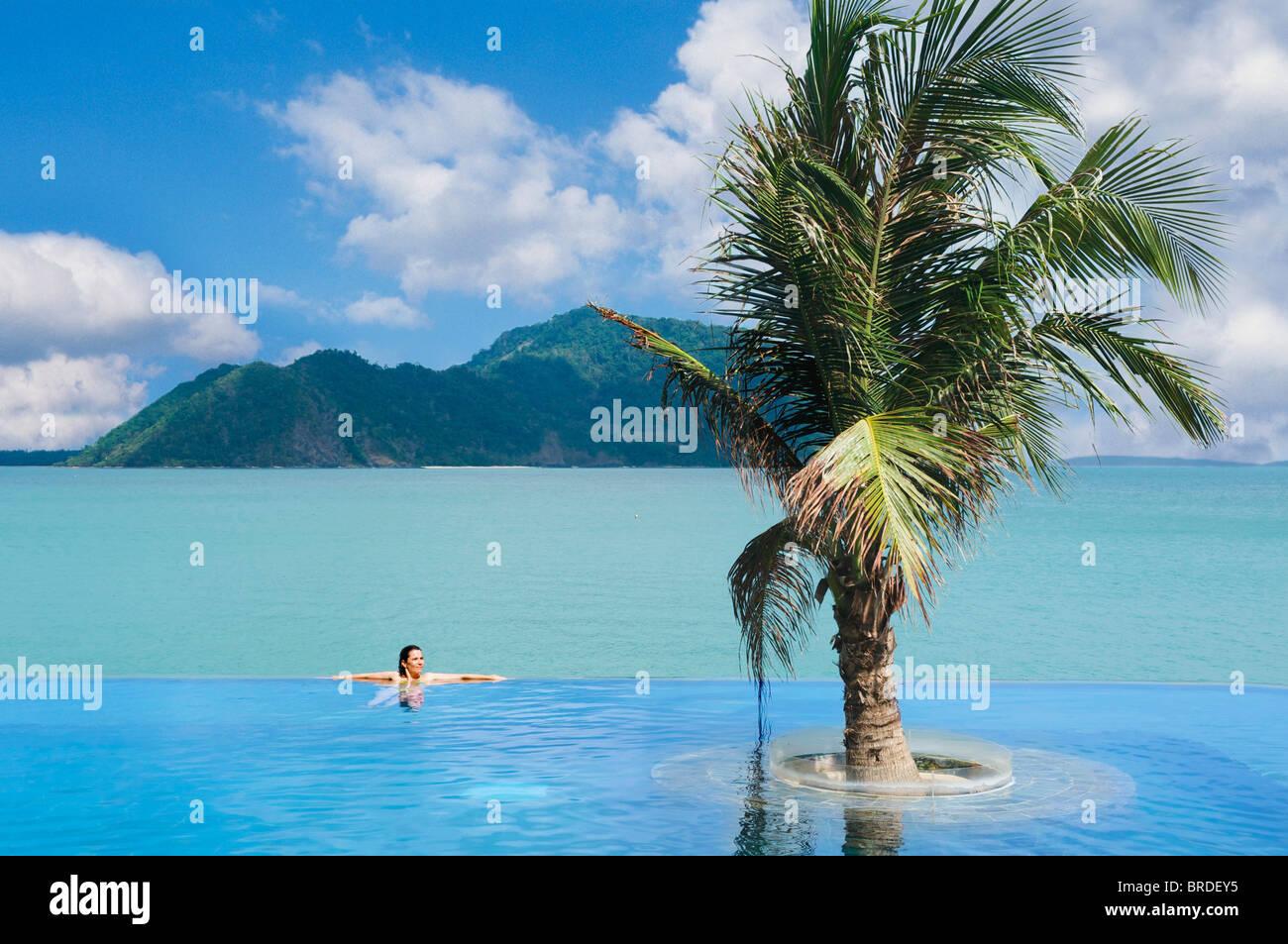 Evason Six Senses Spa Resort, Phuket, Thailand - Stock Image