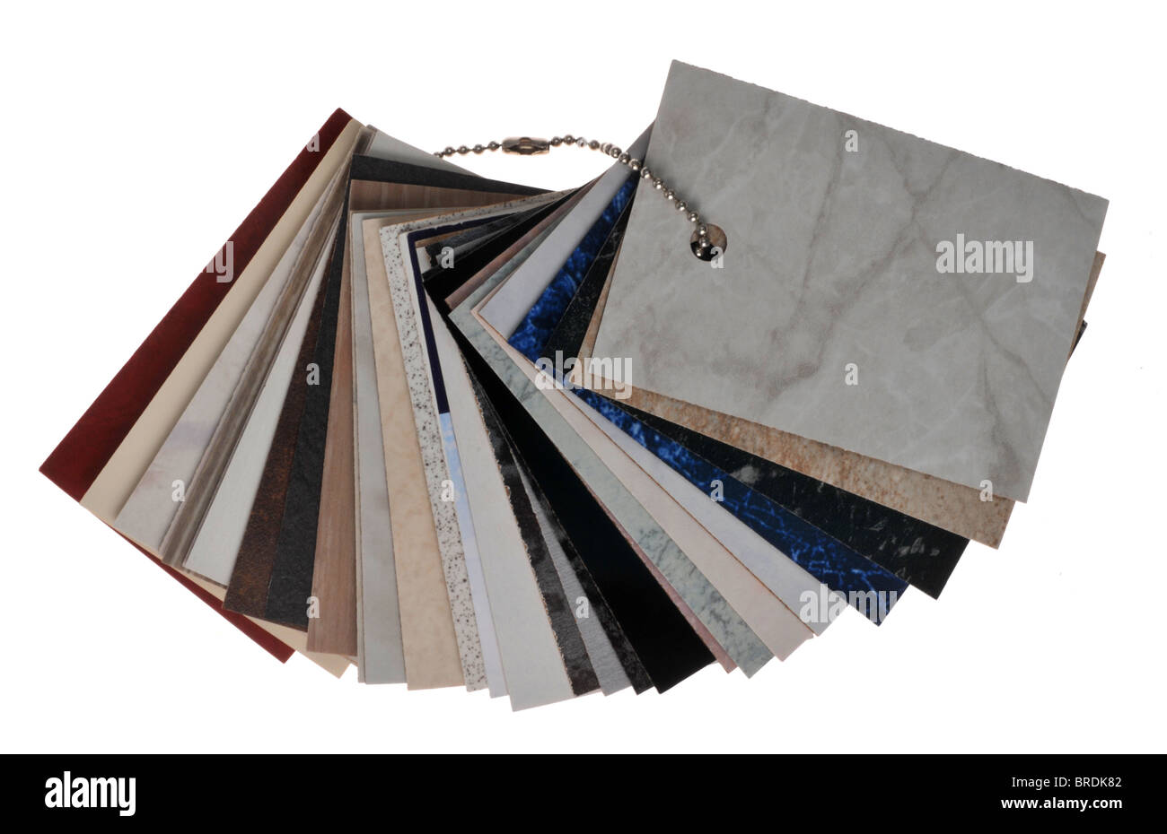 Tile samples - Stock Image