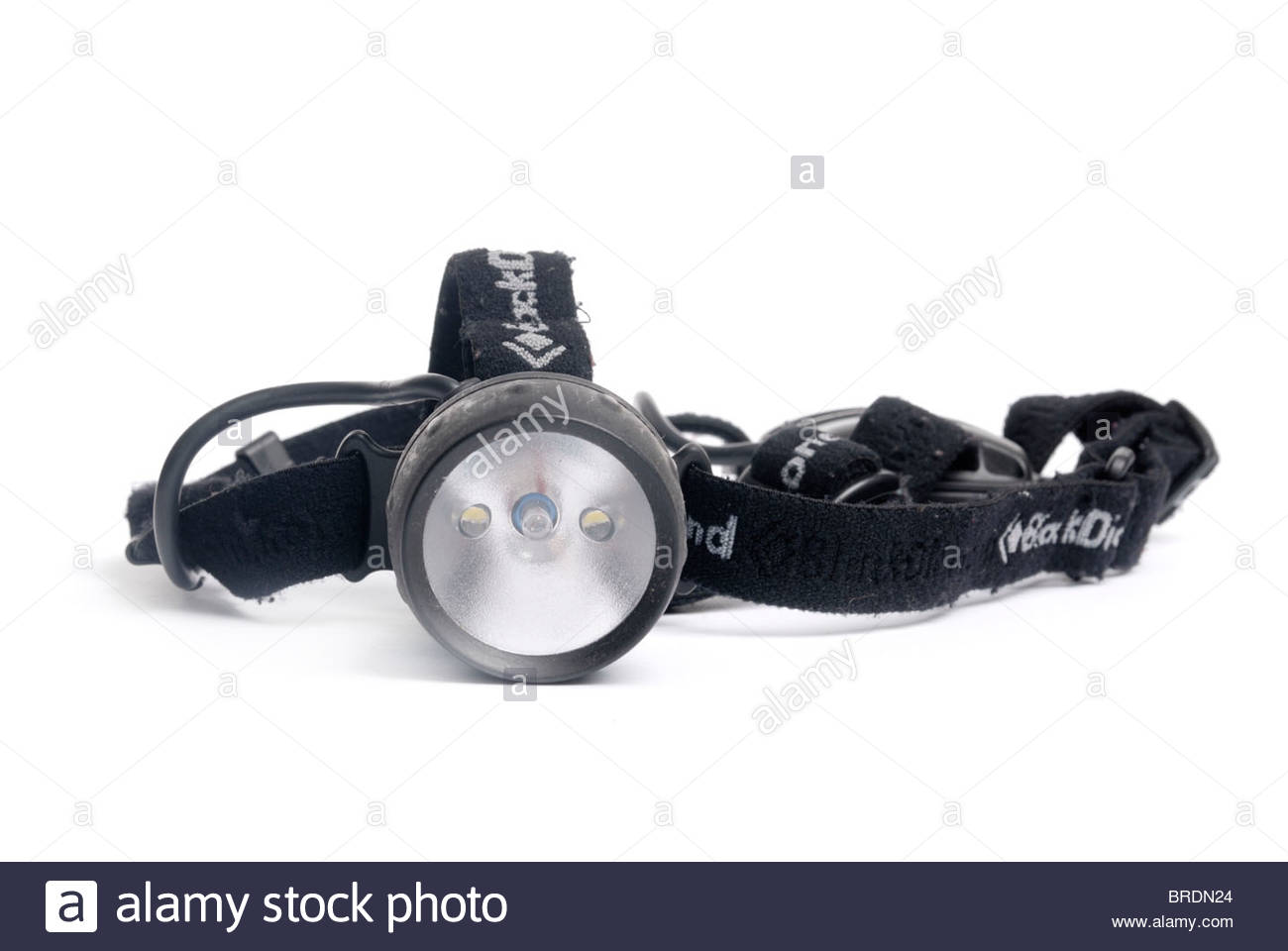 Headlamp - Stock Image