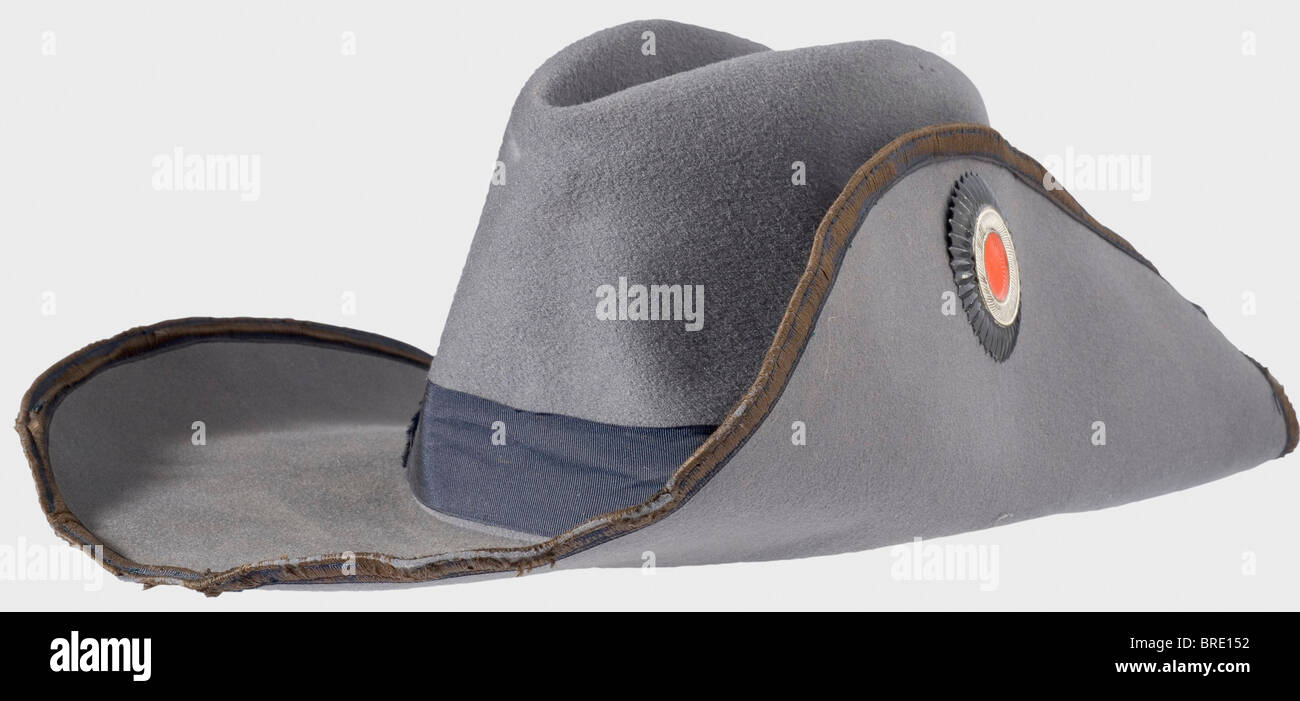 a0107abe9f8 A Südwester (regulation slouch hat) for officers