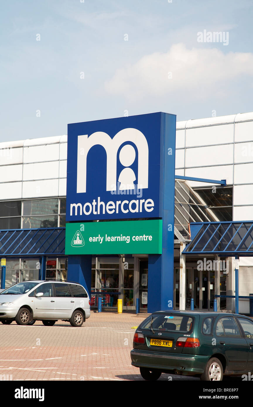 Mothercare with Early learning centre in Manchester UK - Stock Image
