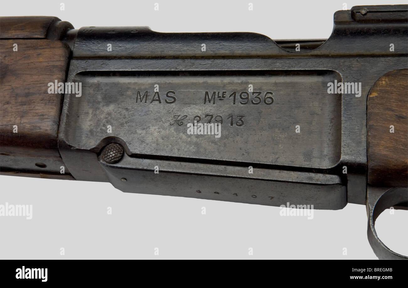 French MAS 36 Trigger X90
