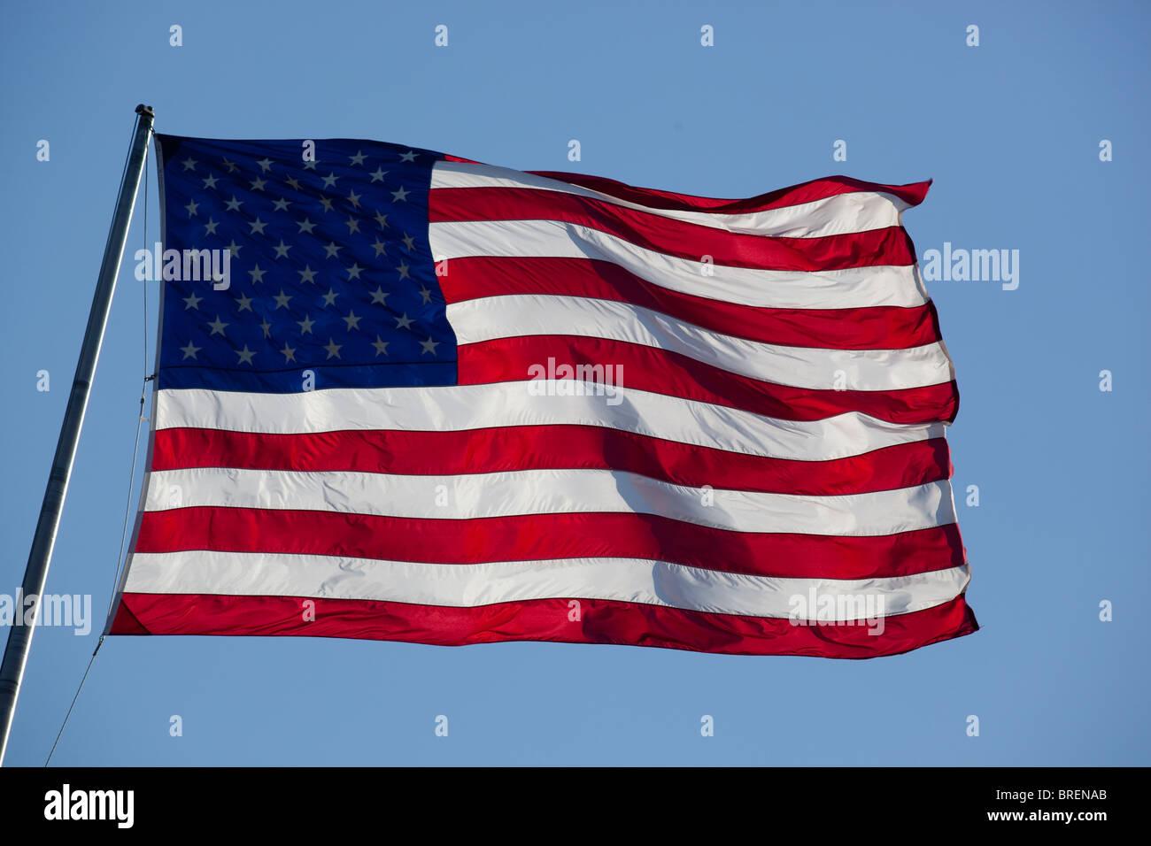 American Flag - Stock Image