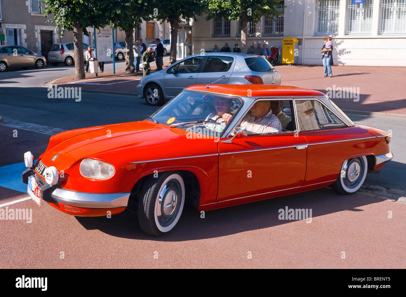 french 1970s matra classic sports car france stock photo 31671925 alamy. Black Bedroom Furniture Sets. Home Design Ideas