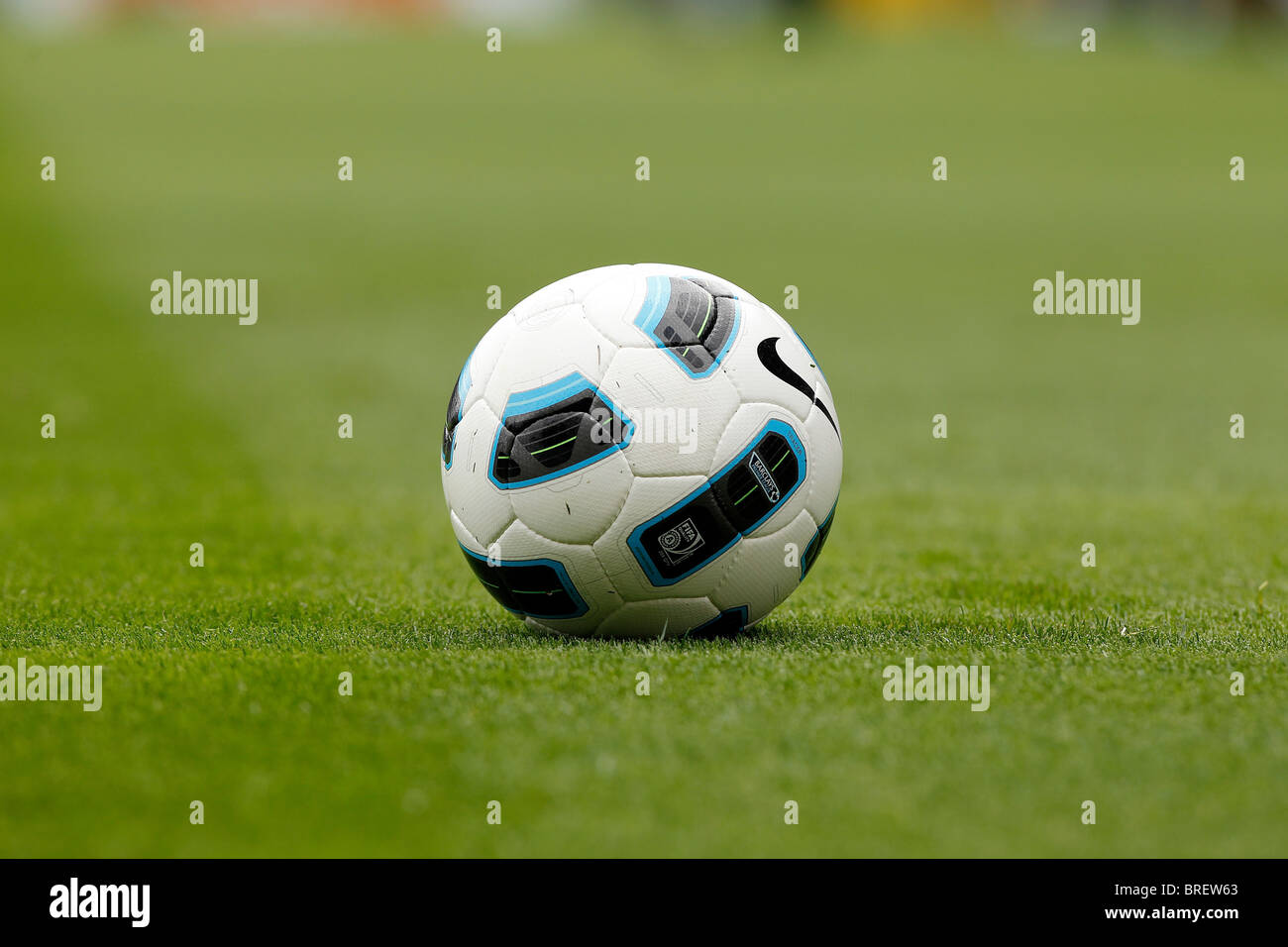A 2010 Premiership Football - Stock Image
