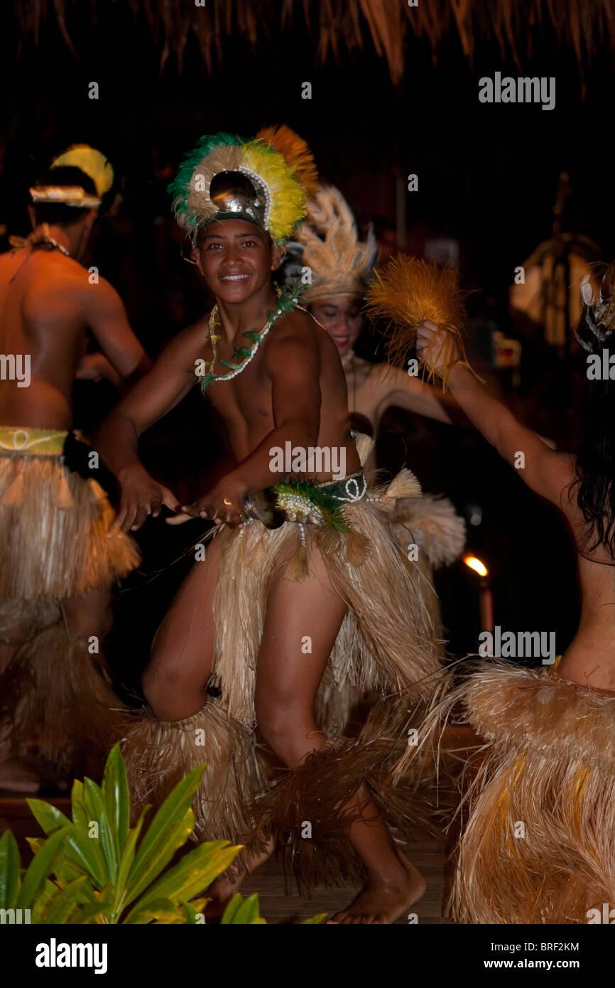 Rarotonga, The Cook Islands - Stock Image