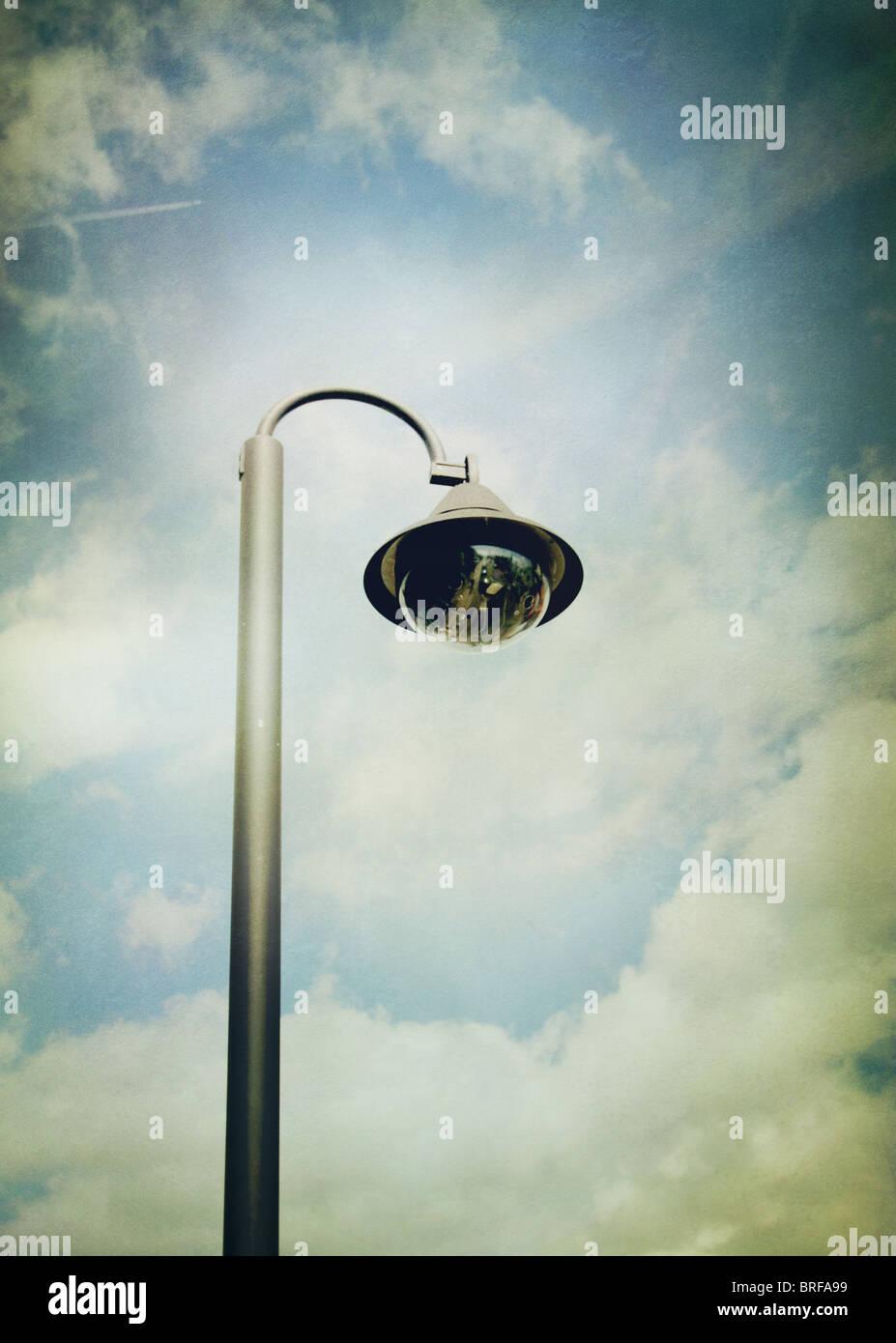 security camera - Stock Image