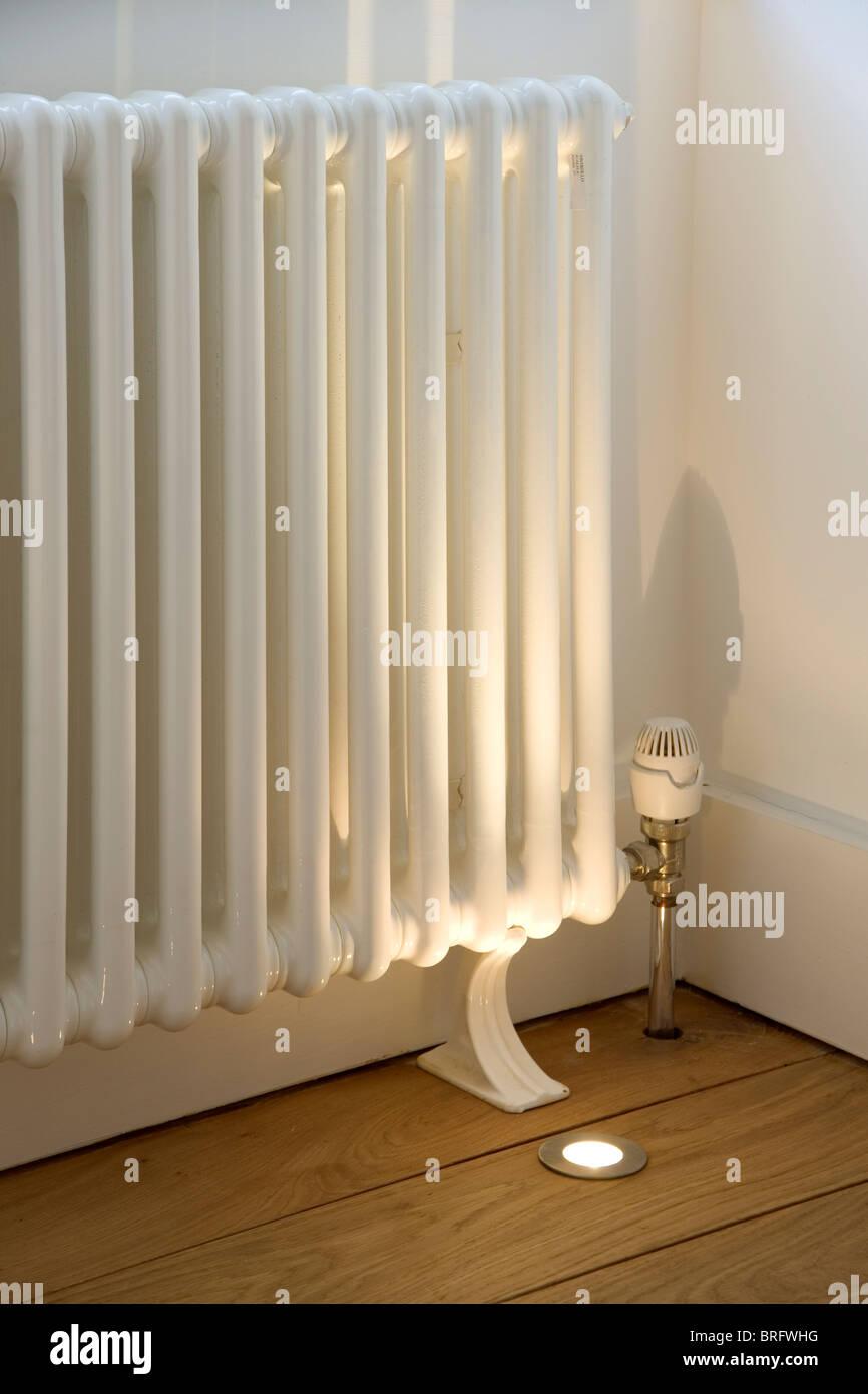 Central Heating Radiator England Uk Stock Photos & Central Heating ...