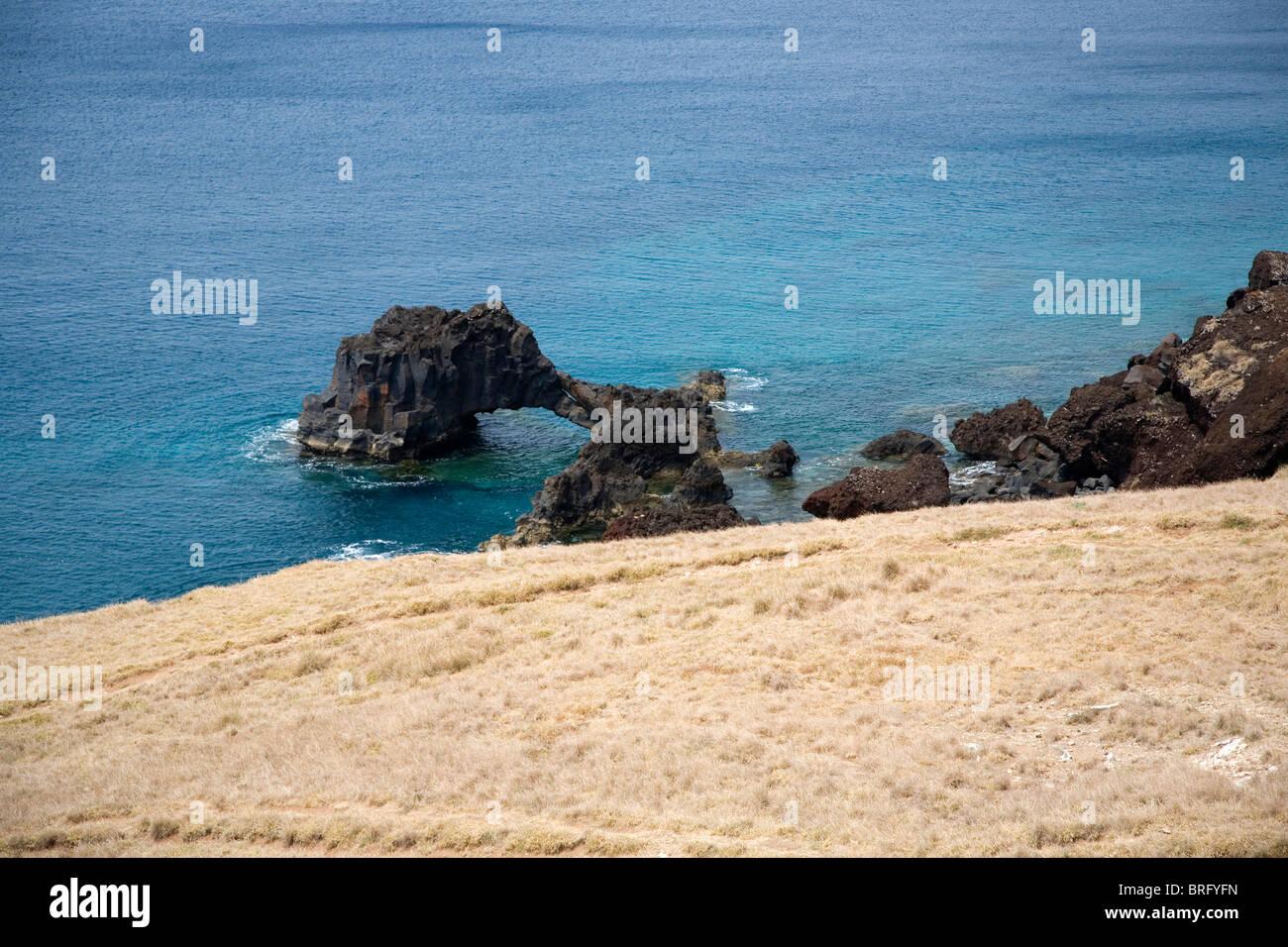 Prainha - Madeira - Stock Image
