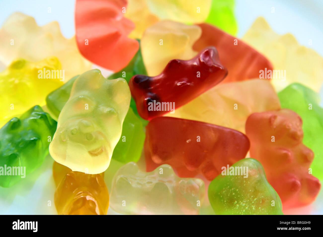Haribo Gummy Bears Stock Photos & Haribo Gummy Bears Stock ... - photo#49