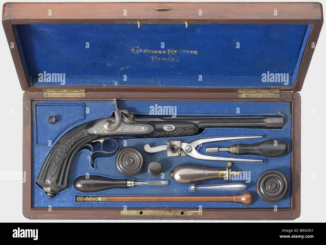 Percussion Pistol Stock Photos & Percussion Pistol Stock ...