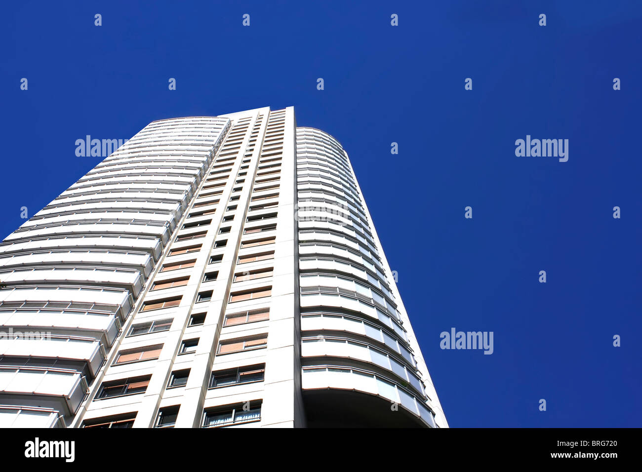 Buidling in Palermo, Buenos Aires, Argentina. - Stock Image