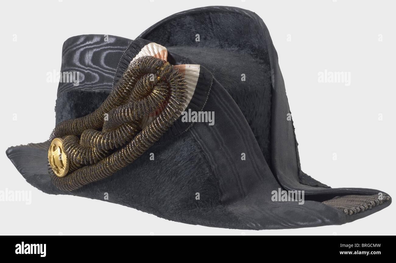 cfc31322c92 Bicorn Hat Stock Photos   Bicorn Hat Stock Images - Alamy