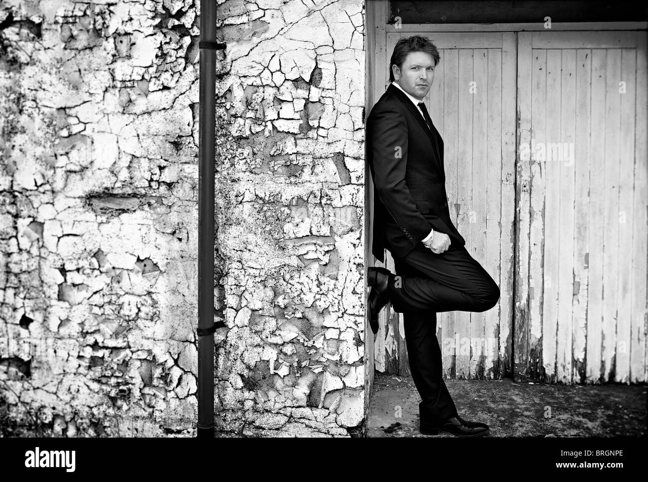 Saturday Kitchen TV Chef - James Martin - Official 2011 PR Shots - Stock Image