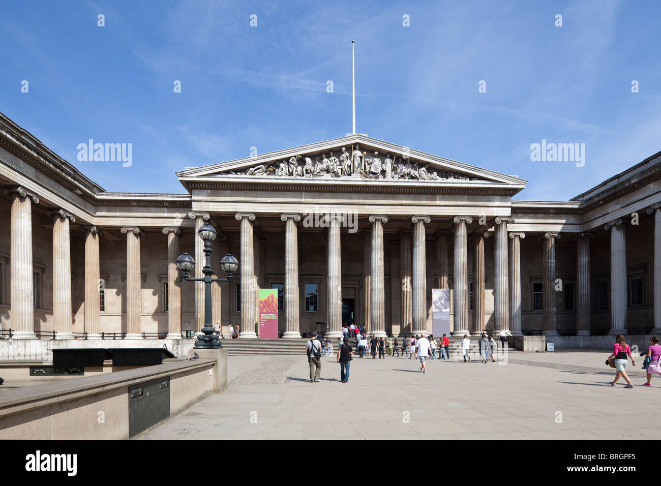 neoclassical architecture entrance columns stock photos