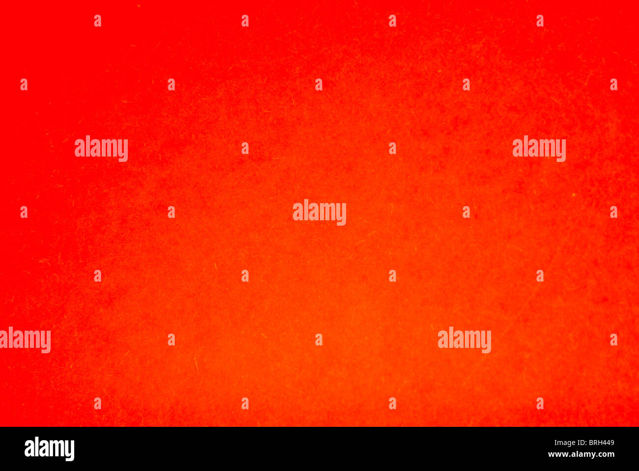 Textured Red background shot close-up on lightbox - Stock Image