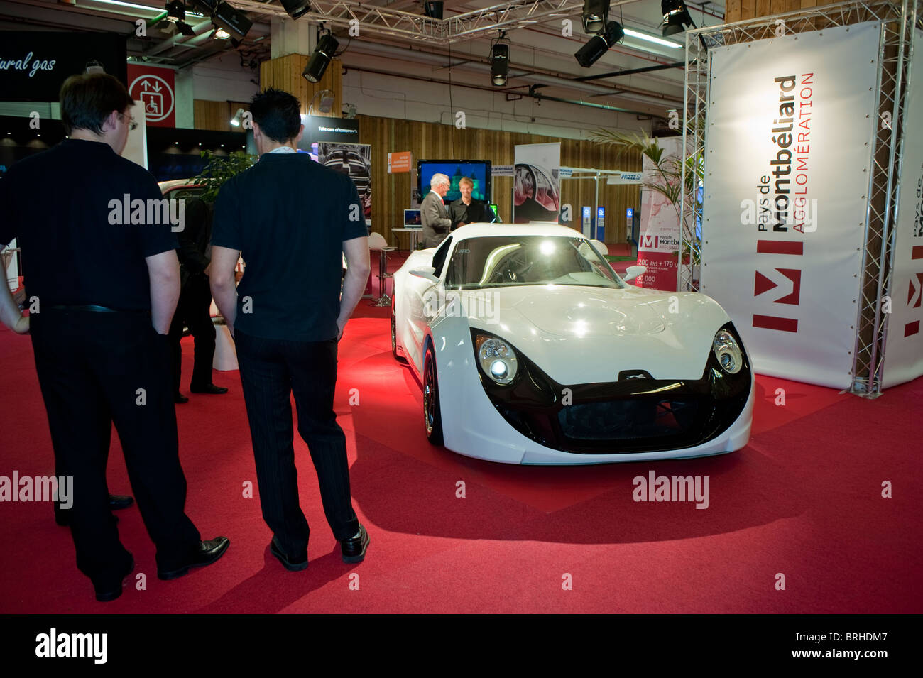 "paris, france, paris car show, student project, metatron, ""concept"