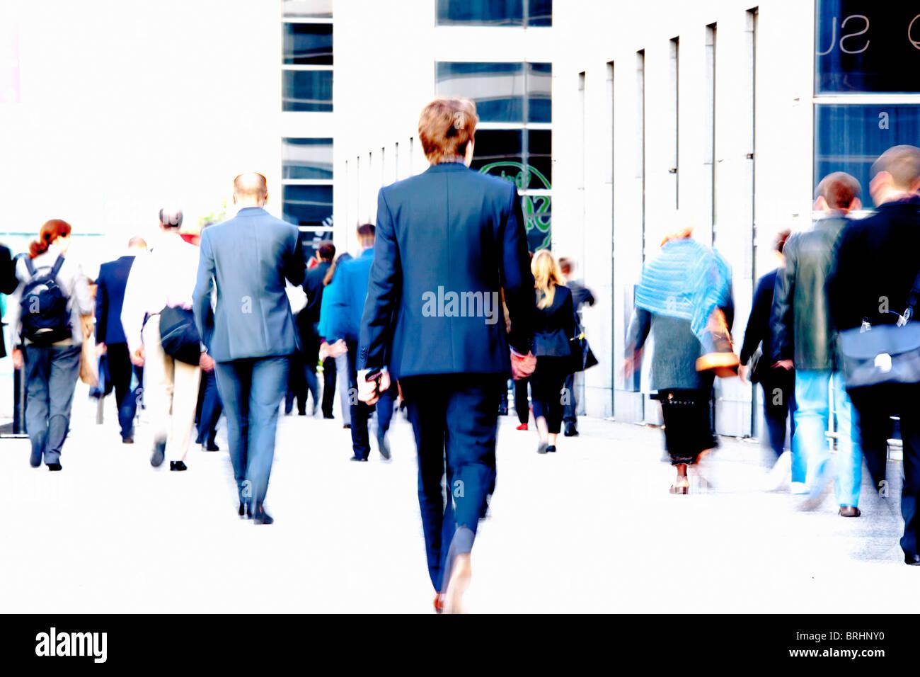 Sidewalk Crowd Stock Photos Amp Sidewalk Crowd Stock Images