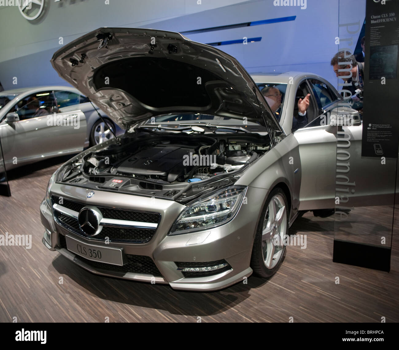 Show mercedes benz stock photos show mercedes benz stock - Mercedes car show ...
