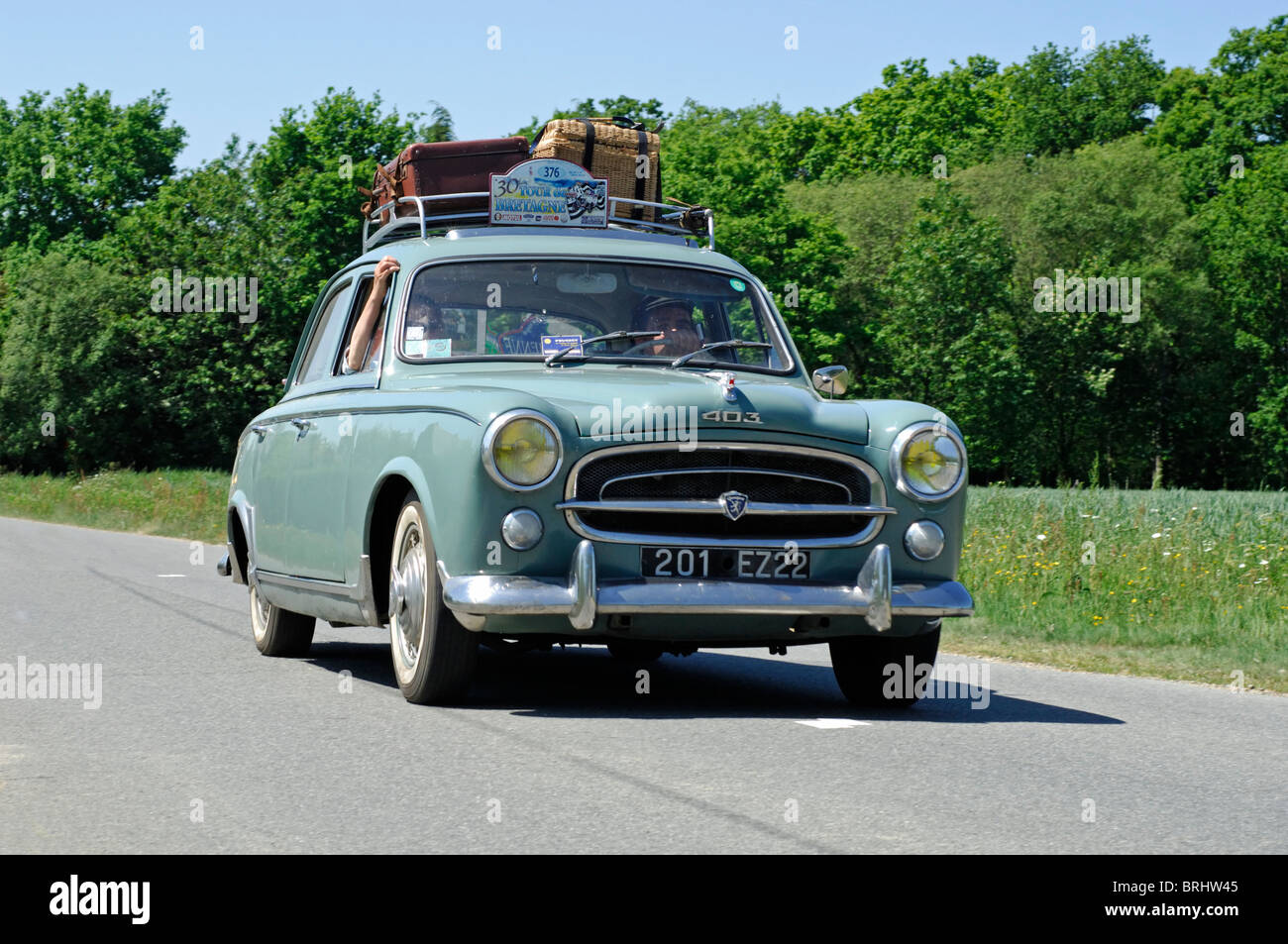 Peugeot bretagne auto
