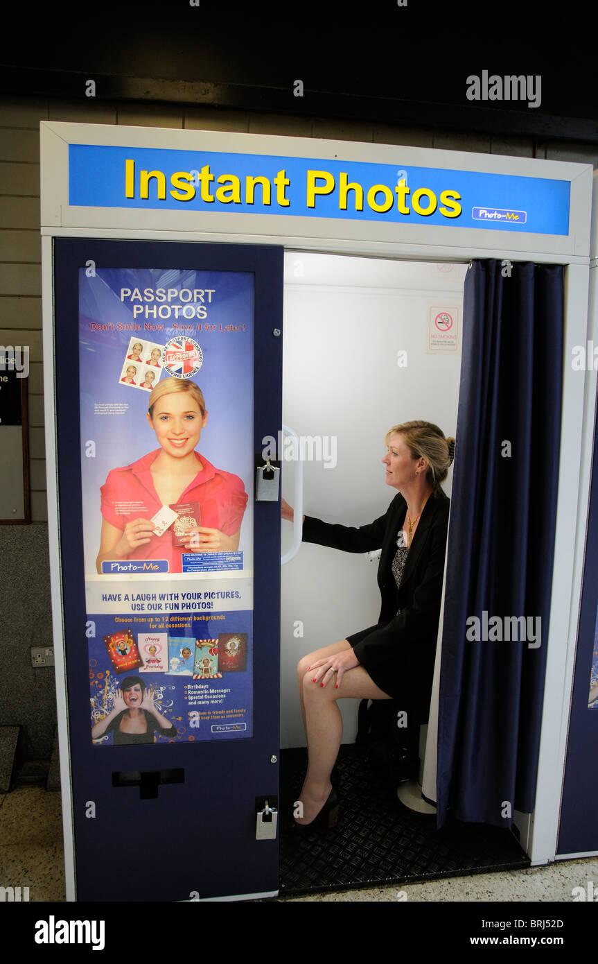 how to change passport photo